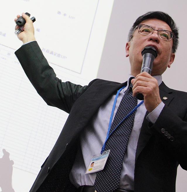 代表取締約 税理士:大濱 真三郎(おおはま しんざぶろう)